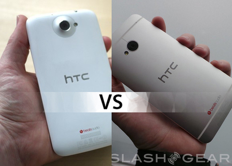 HTC One vs HTC One X vs One X+.. pretty | Mobile IT | Scoop.it