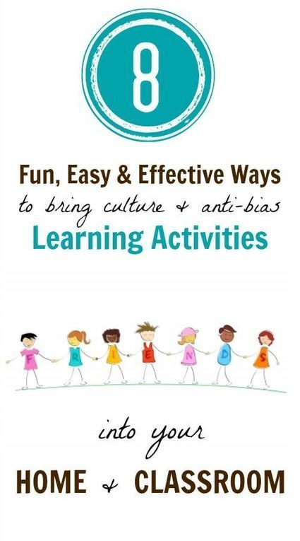 Culture & Anti-Bias Activities for Kids | Literacy & Language A Dynamic Duo | Scoop.it
