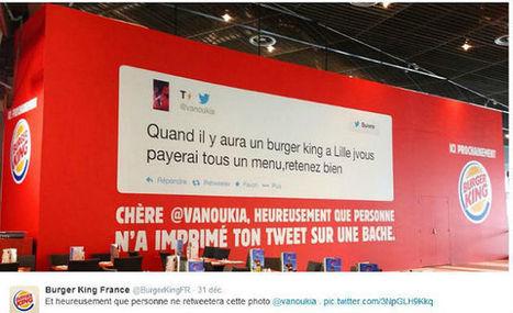 Burger King à Lille: une stratégie de communication qui détonne - Agro Media | Actualité de l'Industrie Agroalimentaire | agro-media.fr | Scoop.it