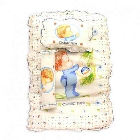 Bộ nệm/gối nằm/gối ôm Papa size lớn 72x104cm  - Bé ngủ | Giường tầng trẻ em 3 tầng Acme Furniture | Scoop.it