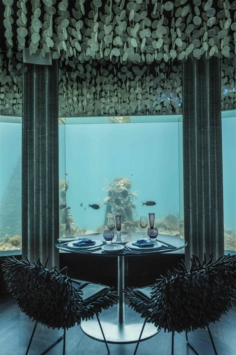 World's First Underwater Nightclub Is The Coolest Thing You'll See Today [Pictures] | DJing | Scoop.it