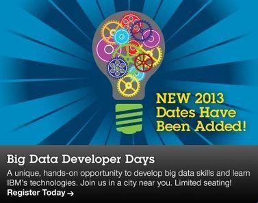 Learn Hadoop & Big Data with Free Courses Online | Big Data University | Open Knowledge | Scoop.it