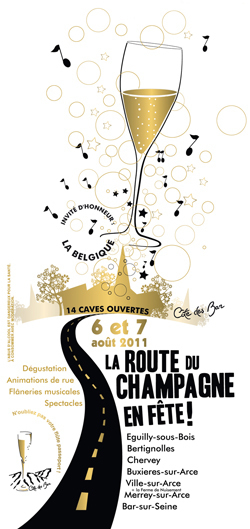 Oenotourisme : La Route du Champagne en Fête les 6 et 7 août 2011 - I-Voyages   La Route du Champagne en Fête (@Route_Champagne   Scoop.it