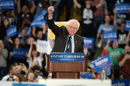 The Push to Make Sanders the Green Party's Candidate | Global politics | Scoop.it