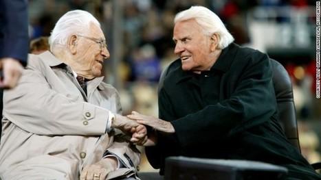 Gospel singer, Graham confidant George Beverly Shea dies at 104 - CNN (blog) | Christians in the news | Scoop.it