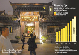 Starbucks Plays to Chinese Tastes | Retail Industry Trends | Scoop.it