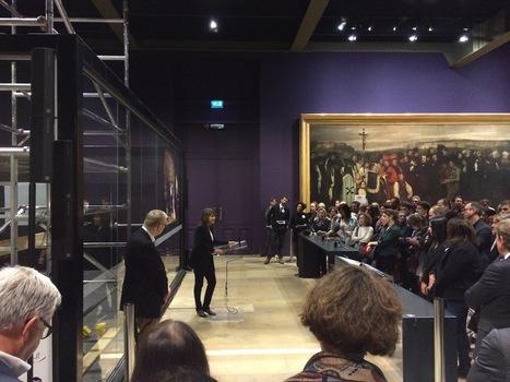 Vivre un tableau de peinture c'est désormais possible au Musée d'Orsay | Clic France | Scoop.it