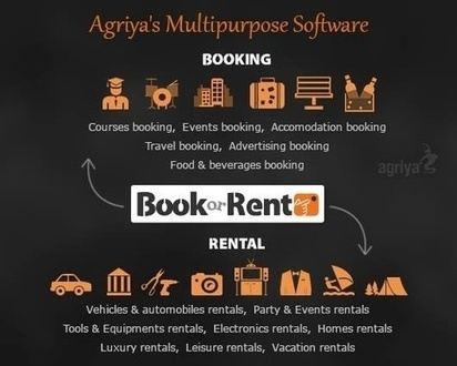 What is BookorRent? - BookorRent - Quora | BookOrRent - Booking Software, Rental Software - Agriya | Scoop.it