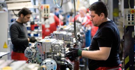 Bundesregierung | Artikel | Niedrigste Arbeitslosenzahl seit 25 Jahren | France - Allemagne | Scoop.it