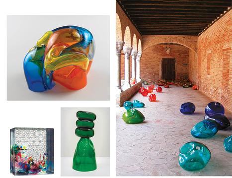 Glass Becomes the Art World's Buzziest Material - Wall Street Journal   Nartique Art Glass News   Scoop.it