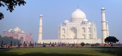 Visitar el Taj Mahal   Viajes   Scoop.it