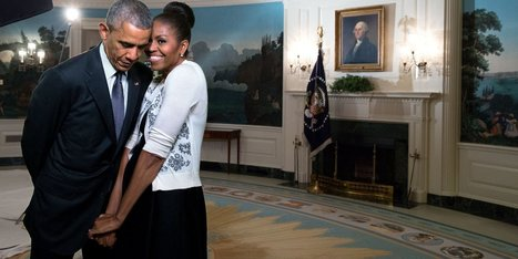 34 Times Barack And Michelle Obama's Love Made Us Weak In The Knees | Women's Mental Health | Scoop.it