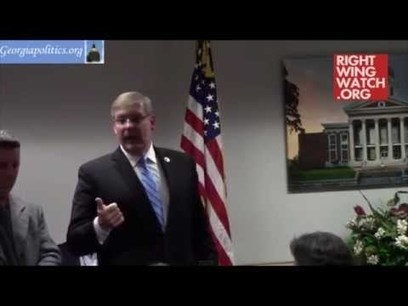 Rep. Barry Loudermilk Boasts About Refusing To Vaccinate His Kids | Upsetment | Scoop.it