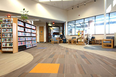 officenewswire: Tandus Flooring Products Recognized with Starnet Design Awards | School Library Design Planning | Scoop.it