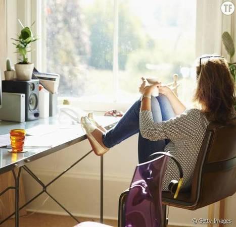 Le télétravail rendrait plus heureux et plus productif | CCI du Tarn | Scoop.it