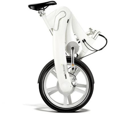 ALLPE Medio Ambiente Blog Medioambiente.org : La primera bicicleta eléctrica, plegable y sin cadenas del mundo | movilidad sostenible | Scoop.it