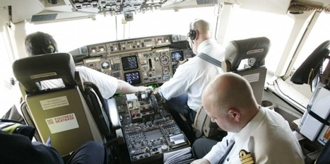 7 leçons d'un commandant de bord pour bien piloter une entreprise | Management : Mobiliser une équipe, motiver les individus | Scoop.it