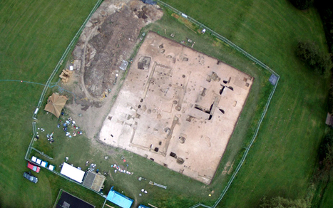 Anglo-Saxon hall found in Kent is 'tip of the iceberg' - Telegraph | Archaeology News | Scoop.it