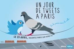 Paris et Twitter : une véritable histoire d'amour | Info-Tourisme | Scoop.it