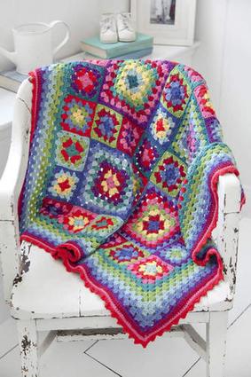 Blanket Statement | Patterns | For DIY'ers | Scoop.it
