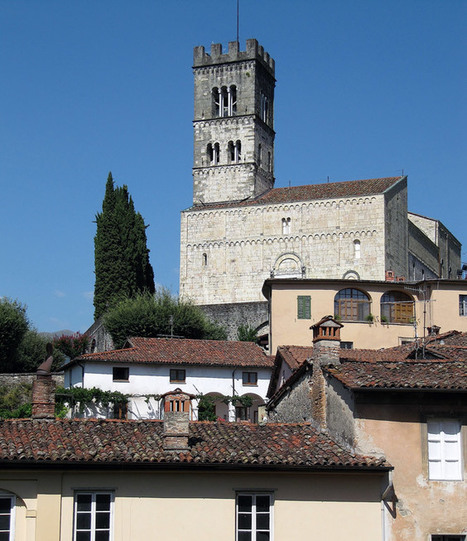 The Barga Cathedral and Pascoli's bells | Italia Mia | Scoop.it