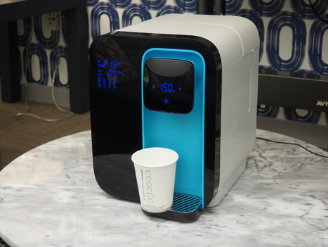 WaterO brings reverse osmosis drinking water to the kitchentable | Health - Mining Contamination | Scoop.it