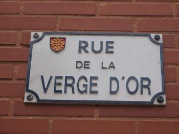 Une plaque très convoitée   Toulouse La Ville Rose   Scoop.it