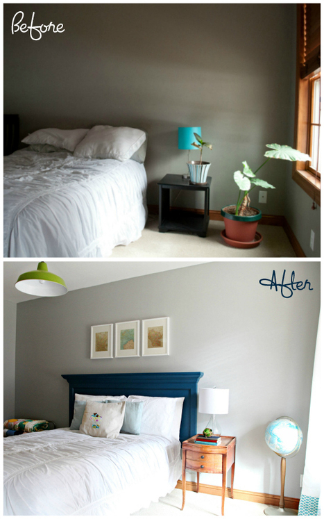 IHeart Organizing: Thirteen82 Chronicles: Guest Bedroom Reveal! | Bedroom Decor | Scoop.it