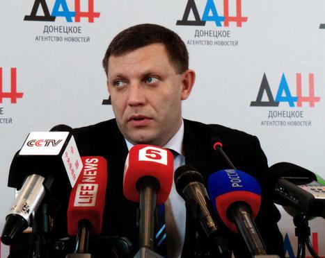 Ополчение ДНР начало наступление на Мариуполь | Global politics | Scoop.it
