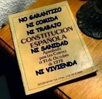 Diario de un ateo: Esa tan cacareada Constitución   Partido Popular, una visión crítica   Scoop.it