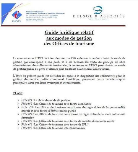 Les offices de tourisme des grandes villes ne sont pas à la hauteur, selon HCG - Lagazette.fr | Un tour en France | Scoop.it