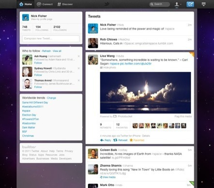 10 Good Things about New Twitter for Users and Brands – #NewTwitter | Social Media Today | Twitter for Teachers | Scoop.it