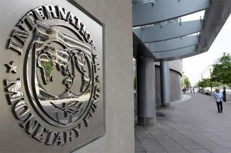 Le FMI abaisse de nouveau ses prévisions de croissance mondiale - Les Échos   Economie générale   Scoop.it