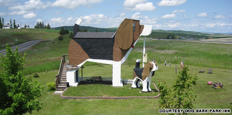 18 wacky hotels in the United States | Quirky Travel and Weather | Scoop.it
