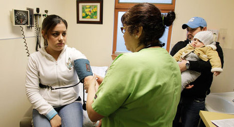 Medicaid enrollment surges, but not everywhere   Healthcare   Scoop.it