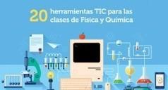 20 herramientas TIC para las clases de Física y Química | aulaPlaneta | PROYECTOS, EXPERIMENTOS...CCNN y MATES | Scoop.it