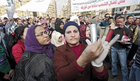 Egypte: femmes en danger - ParisMatch.com | Politique et petits oignons | Scoop.it