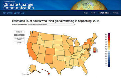 Yale Climate Opinion Maps | GarryRogers NatCon News | Scoop.it