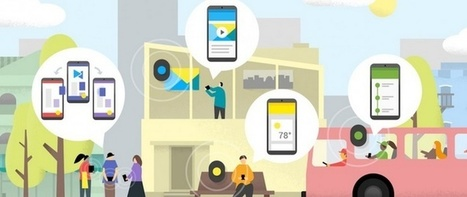 Google lance Eddystone une alternative à iBeacon d'Apple | Google - le monde de Google | Scoop.it