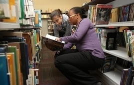 School and Public Libraries Play Key Role in the Extended School Day Movement - School Library Journal | SchoolLibrariesTeacherLibrarians | Scoop.it