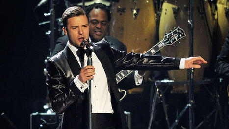 Justin Timberlake to Perform on 2013 AMERICAN MUSIC AWARDS   Music Industry accepting digital & streaming music   Scoop.it