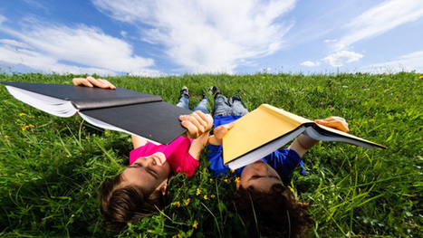 Ready, Set, Read! Summer Fiction Ideas for Kids of All Ages | Technology in Education | Scoop.it