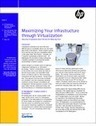 ITModelbook: Maximizing Your Infrastructure through Virtualization   Hewlett-Packard Reports   Scoop.it