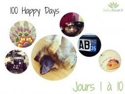 100 Happy Days - Jour 1 à 10 | Point zen | Scoop.it