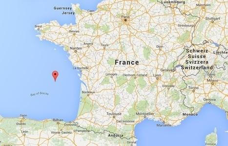 Un sous-marin nucléaire russe repéré dans le Golfe de Gascogne | PHMC Press | Scoop.it