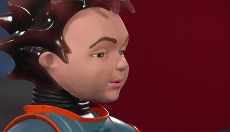 New robot helping children with autism in ways humans cannot - Hawaii News Now | Autism Parenting | Scoop.it