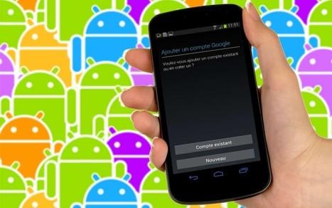 Dossier spécial Applications (3/4) : Installer une appli qui n'est pas sur le Google Play   mlearn   Scoop.it
