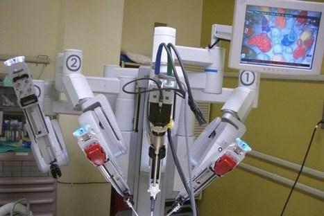 Por primera vez un robot opera mejor que un equipo de cirujanos | Salud Conectada | Scoop.it