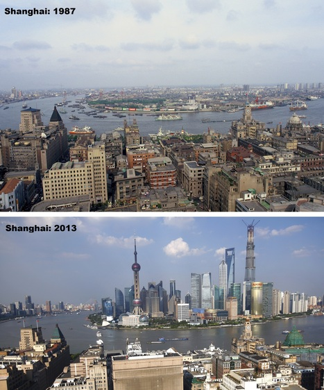 Shanghai's Global Ascendance | Geography Education | Scoop.it