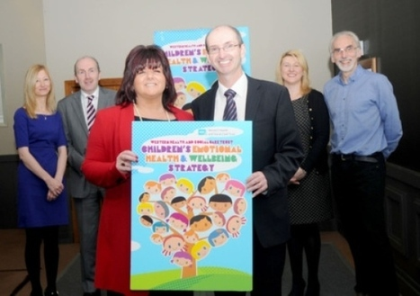 Wellbeing project launched - Derry Journal | Happiness &  Wellbeing | Scoop.it